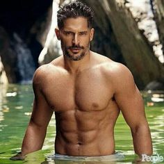 Joe Manganiello is reprising his role as Big Dick Richie in the sequel of Magic Mike XXL with Channing Tatum. Let's take a look at Joe Manganiello diet and workout: Joe Manganiello Diet, Joe Manganiello Shirtless, Joe Manganiello Magic Mike, Joe Manganiello True Blood, Joe Maganiello, Long Haired Men, Hot Guys, Sexy Guys, Avan Jogia