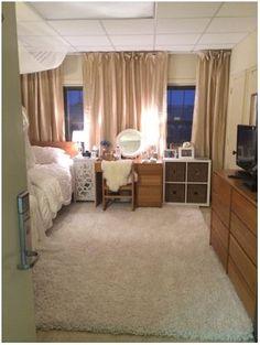 Elegant and cozy dorm
