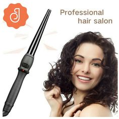 Our support team is here for you! Curling Iron Hairstyles, Curled Hairstyles, Straight Hairstyles, Cool Hairstyles, Professional Hair Salon, Curling Hair With Wand, Wand Curls, Perfect Curls, Brown Blonde