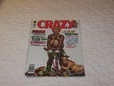 1982 Crazy Magazine No 90