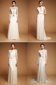 Jenny Packham - Wedding Gowns - Vintage Inspired