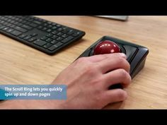 Expert Mouse Wireless Kensington Video Clip, Geek Stuff, Let It Be, Technology, Geek Things, Tecnologia, Tech, Engineering