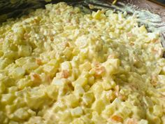 Polish food and recipes: Salatka (Polish salad)