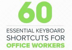 60 atajos de teclado para diferentes plataformas: ahorra tiempo combinando teclas - Freelance Social Blog