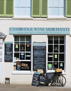 Cambridge Wine Merchants | Cambridge