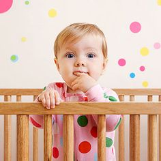 Suffocation and SIDS: The cause of accidental death in infants. See how to set up Baby's crib so she can sleep safely (and you can sleep soundly). Kids Sleep, Baby Sleep, Get Baby, Twin Babies, Child Baby, Carters Baby Boys, Baby Education, Inspiration For Kids, Baby Safety