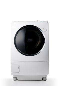 TW-Z9500/Z8500, Drum washing machine, Toshiba iF ONLINE EXHIBITION #productdesign #industrialdesign
