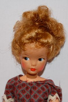 Tammy doll 1960s Ideal Toy Corp. via Etsy.