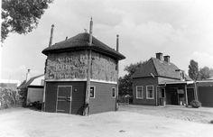 De ziekenboeg op Boerderij Vosseveld