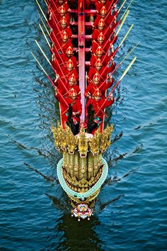 #Royal Barge Procession Bangkok, Thailand - http://vacationtravelogue.com Best Search Engine For Hotels-Flights Bookings - http://wp.me/p291tj-9w