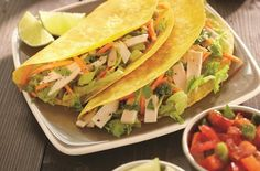 Gluten-Free Soft Turkey Tacos