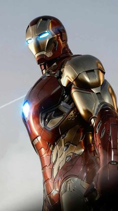 Iron Man Suit IPhone Wallpaper - IPhone Wallpapers