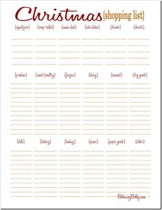 Frugteddike | CHRISTMAS SHOP LIST | Pinterest | Æblecidereddike Og Eddike  Christmas Dinner Shopping List Template