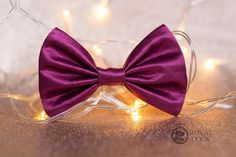 Purple Dog Bow Tie   Wedding Bow Tie   Velvet Dog Bow Tie   Christmas Bow Tie   Formal Bow Tie   Gift For Pet   Luxury Dog Gift   UK  Bowtie Bow Tie Wedding, Dog Bows, Dog Bandana, Bandanas, Bow Ties, Dog Gifts, Velvet, Pets, Luxury