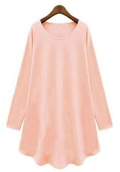Blush Tent Dress