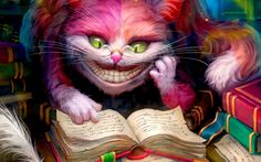 cat is smiling after reading jokes...... Tags: #lazy #cats #animals #funny #cute