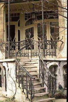 Abandoned eerie & lovely