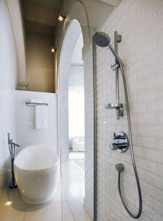 bathroom | hotel arena | amsterdam