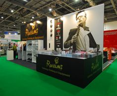 Russums Exhibition Stand