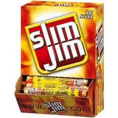 Slim Jim Nutrition Facts | Nutrition Data