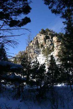 Monte Verde RV Park: Angelfire NM.