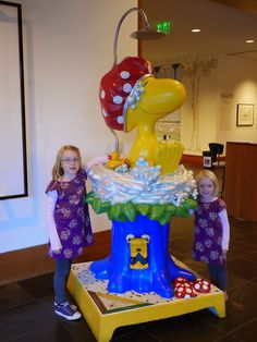 Woodstock at the Charles M. Schulz Museum