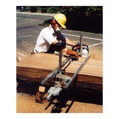 Alaskan MK III Portable Lumber Mill, Model# G776-24   Saw Milling  Northern Tool + Equipment
