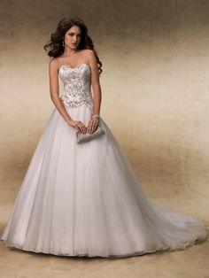 ccf3531c5b45f Maggie Sottero Wedding Dresses - Style Allison 111833  maggiesottero   wedding  dresses Wedding Dresses
