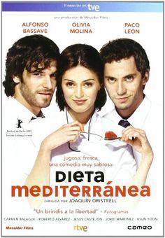 Dieta mediterránea [Vídeo-DVD] / dirigida por Joaquín Oristrell
