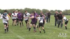 Sale Sharks Rugby Festival - YouTube