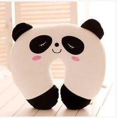 Panda U Pillow