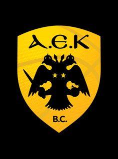 AEK B.C. Mobile Wallpaper 2 Logo Basketball, Basketball Tips, Live Stream, Ferrari Logo, Sports Logo, Champions League, Mobile Wallpaper, Athens, Superhero Logos