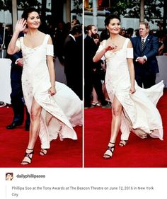 Phillipa Soo is an actual goddess