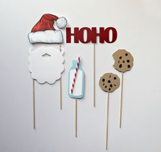 Christmas Photo Booth Props. Holiday Photobooth by LittleRetreats, $26.00