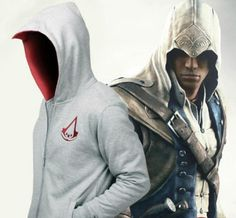 NEW Assassins Creed Hoodie Connor Kenway Jackets //Price: $44.00 & FREE Shipping //     #instagood