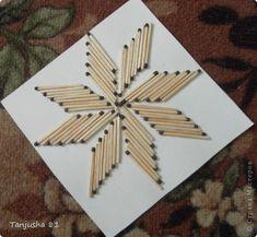 Diy Matchstick Coasters Make Craft Stick Crafts Diy Diy Art