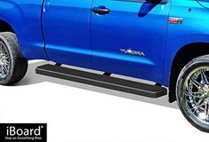 APS Auto Black 6 Inches Tubular Drop Down Style Nerf Bars Running Boards Compatible with 2007-2020 Toyota Tundra CrewMax Pickup 4-Door