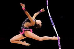 Francesca JONES (GBR) Ribbon