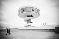 Beautiful images of Centro Niemeyer by Danica Ocvirk Kus