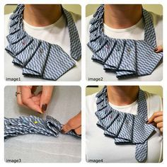 A new twist on the old necktie 3