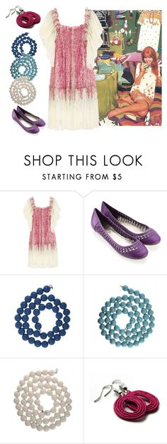 """Lady Jane"" by geminichilde ❤ liked on Polyvore featuring Diane Von Furstenberg, Monsoon and jane asher"