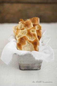 Spianata dolce (o focaccia dolce) #latartemaison