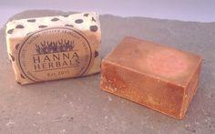 Pumpkin Brown SugarSoap - Pumpkin Soap - Fall soap - vegan pumpkin soap - 4 ounce soap - brown and orange soap by HannaHerbals on Etsy