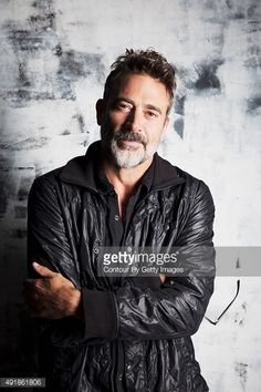 Actor Jeffrey Dean Morgan, from the film 'Desierto' is photographed for Los Angeles Times on September 25, 2015 in Toronto, Ontario. PUBLISHED IMAGE.