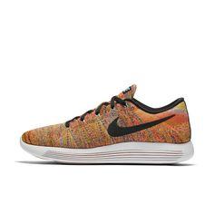 1bd5ae45e4b Nike LunarEpic Low Flyknit Men s Running Shoe Size 11.5 (Orange) - Clearance  Sale