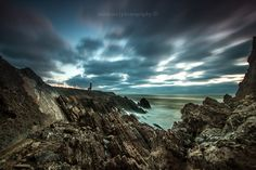 A light between rocks by Rui Vieira on 500px