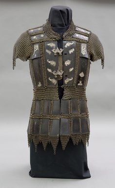 Moro Suit of Armour, 18th-19th century AD / 12th-13th century AH, Philippines / Courtesy of Islamic Arts Museum Malaysia