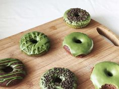 Healthy Donut Recipe for National Donut Day!