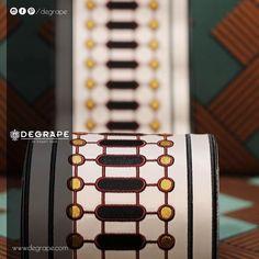 ✨Her deseninde kendinizden izler bulacağınız bordürlerimizi yakından incelemenizin tam zamanı... 👉Bordür: Mucho 👉6 farklı renk seçeneği  #bordür #perde #degrape #izmir #istanbul #curtain #upholstery #textile #design #interiordesign #elegant Istanbul, Touch, Elegant, Classy, Chic