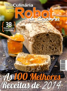 TeleCulinária Robot de Cozinha – As 100 Melhores Receitas de 2014 Cornbread, Banana Bread, Slow Cooker, Nom Nom, Food And Drink, Healthy Recipes, Cooking, Ethnic Recipes, Desserts